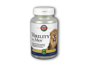 Virility for Men - Kal - 60 - Tablet