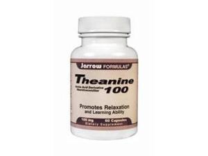 Theanine 100mg - Jarrow Formulas - 60 - Capsule