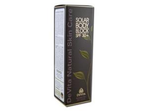 Solar Body Moisturizer SPF 30 - Devita - 7 oz - Cream