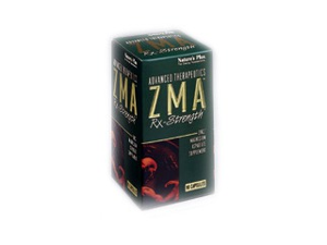 ZMA Rx-Strength - Nature's Plus - 90 - Capsule