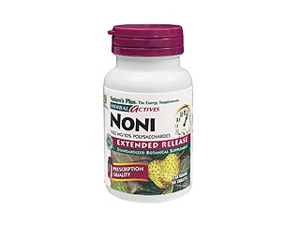 Extended Release Noni - Nature's Plus - 30 - Tablet