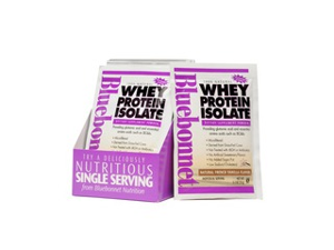 Whey Protein Isolate French Vanilla - Bluebonnet - 8 - Packet