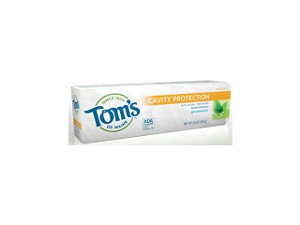 Toothpaste-Cavity Protection Spearmint With Fluoride - Tom's Of Maine - 5.5 oz - Paste