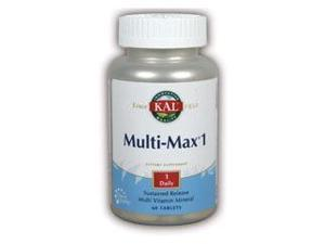Multi-Max 1 - Kal - 60 - Tablet