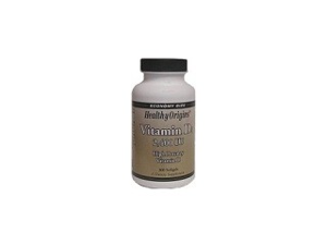 Vitamin D3 2400IU - Healthy Origins - 120 - Softgel