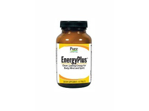 Energy Plus - Pure Essence Labs - 60 - Tablet