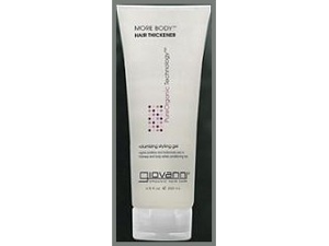 Hair Thickener-More Body - Giovanni - 6.8 oz - Liquid