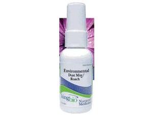 Environmental Dust Mite & Roach - Dr King Natural Medicine - 2 oz - Liquid