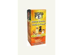 Better Breath Teeth & Gums For Canines - KingBio Natural Pet - 4 oz - Liquid