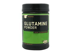 Glutamine Powder, Pure Free L-Glutamine, 1000 Grams, From Optimum