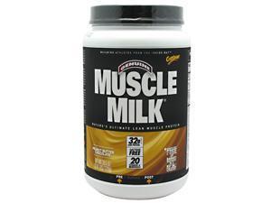 Muscle Milk Chocolate Peanut Butter - Cytosport - 2.48 lbs - Powder
