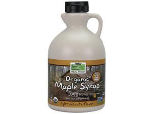 Organic Maple Syrup Grade A 32 oz