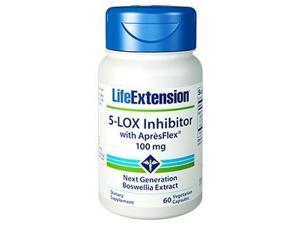 5-Lox inhibitor with Apresflex - Life Extension - 60 - VegCap