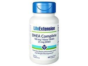 DHEA Complete - Life Extension - 60 - VegCap