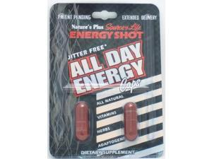 SOL Enegy Shot - All day Energy - Nature's Plus - 2 - Capsule