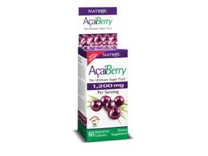 AcaiBerry Extra Strength 1,200mg 60 VegiCaps