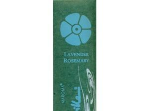EDA Incense Lavender Rosemary - Maroma - 10 - Stick