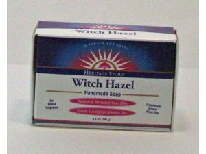 Whitch Hazel Soap - Heritage Store - 3.5 oz - Bar