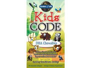 Vitamin Code Kids - Garden of Life - 60 - Chewable
