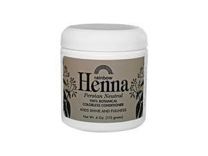 Neutral Henna - Rainbow Research - 4 oz - Powder
