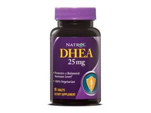 DHEA 25mg - Natrol - 90 - Tablet