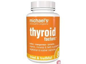 Thyroid Factors - Michael's Naturopathic - 90 - VegCap