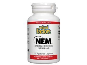 NEM 500 mg - Natural Factors - 60 - VegCap