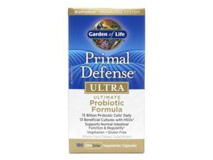 Primal Defense Ultra - Garden of Life - 180 - Capsule