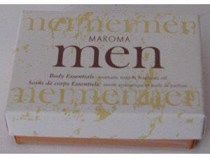 Orange Patchouli Soap & Fragrance Set - Maroma - 1 - Gift Pack