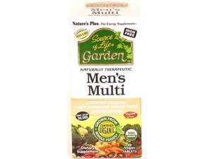 Source of Life Garden Organic Mens Multi - Nature's Plus - 90 - Tablet
