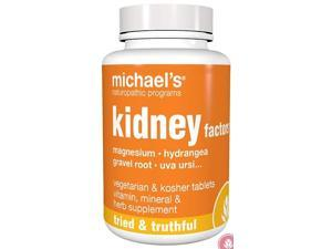 Kidney Factors - Michael's Naturopathic - 60 - Tablet