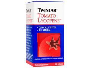 Tomato Lycopene 10mg - Twinlab, Inc - 60 - Softgel