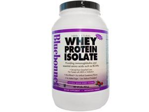 Whey Protein Isolate Mixed Berry - Bluebonnet - 2 lbs - Powder