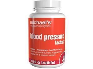Blood Pressure Factors - Michael's Naturopathic - 90 - Tablet