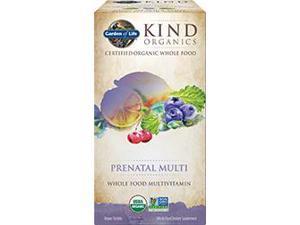 Kind Organics Prenatal - Garden of Life - 90 - Tablet