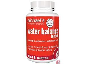 Water Balance Factors - Michael's Naturopathic - 60 - Tablet