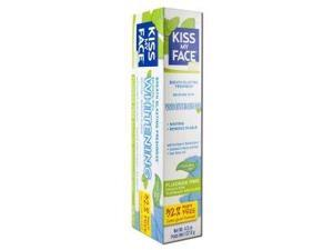Toothpaste Whitening Gel Fluoride Free - Kiss My Face - 4.5 oz - Paste