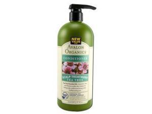 Conditioner Tea Tree - Avalon Organics - 32 oz - Liquid
