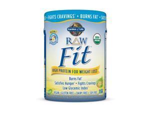 Organic  Fit Vanilla - Garden of Life - 420 g - Powder