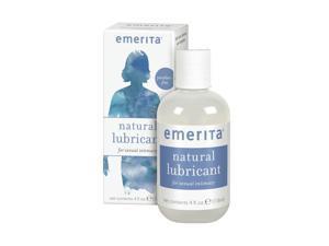 Natural Lubricant - Emerita - 4 oz - Gel