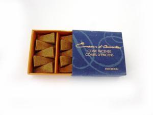EDA Incense Cone Patchouli - Maroma - 10 - Cone
