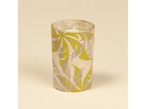 Green Light Votive Candle - Plumeria Blossom - Maroma - 95 g - Candle