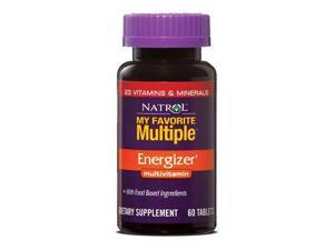 My Favorite Multiple Energizer - Natrol - 60 - Tablet
