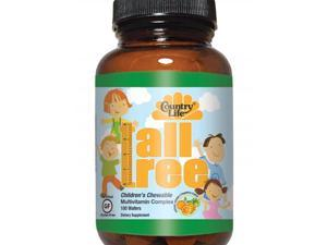 Tall Tree Children Chewable Multiple - Country Life - 100 - Chewable