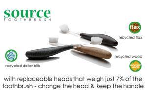 Source Medium Toothbrush - Radius - 1 - Each