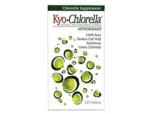 Kyo-Chlorella - Kyolic - 120 - Tablet