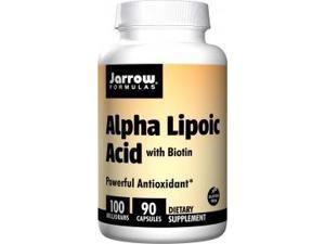 Alpha Lipoic Acid 100mg - Jarrow Formulas - 90 - Capsule