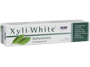 NOW? Solutions - XyliWhite? Toothpaste Gel, Refreshmint - 6.4 oz (181 Grams) by