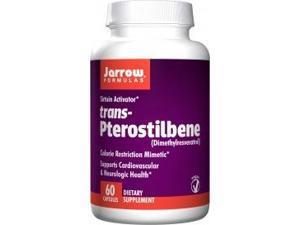 Pterostilbene - Jarrow Formulas - 60 - Capsule