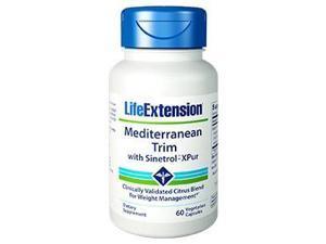MEDITERRANEAN TRIM W/SINETROL-XPUR - Life Extension - 60 - VegCap
